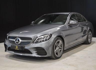 Voiture Mercedes Classe C 180 D AMG LINE !! 25.000 km !!! 1 MAIN !! Occasion