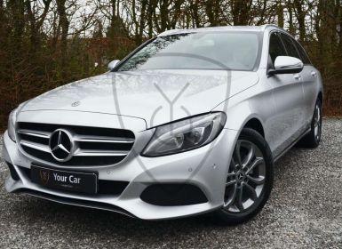 Vente Mercedes Classe C 180 D AVANTGARDE / LEATHER / LED / EURO 6 / LEZ OK Occasion