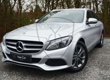 Achat Mercedes Classe C 180 D AVANTGARDE - LEATHER - LED - EURO 6 - LEZ OK Occasion