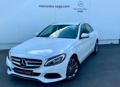 Vente Mercedes Classe C 180 d Executive Occasion