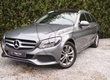 Vente Mercedes Classe C 180 D - PANORAMA - LEDER - AVANTGARDE - 17 INCH - Occasion