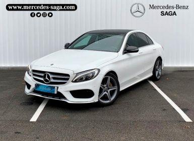 Voiture Mercedes Classe C 180 d Sportline 7G-Tronic Plus Occasion