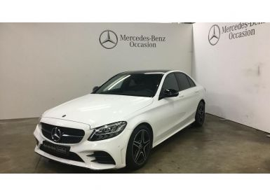 Voiture Mercedes Classe C 200 184ch AMG Line 9G-Tronic Occasion