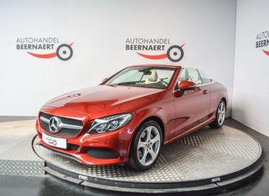 Vente Mercedes Classe C 200 4-Matic Cabrio / 1eigenr / Camera / Leder / Clima / 9700km! Occasion