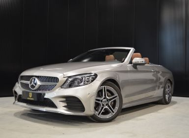 Vente Mercedes Classe C 200 cabriolet 184 ch AMG 12.000 km !! 1 MAIN !! Occasion