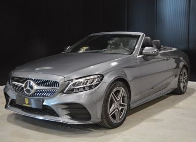 Vente Mercedes Classe C 200 cabriolet Pack AMG !! 1 MAIN !! 15.000 km !! Occasion