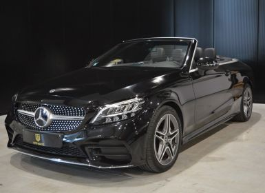 Vente Mercedes Classe C 200 cabriolet Pack AMG !! 1 MAIN !! 9.000 km !! Occasion