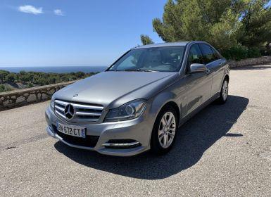Mercedes Classe C 200 CDI 136CV AVANTGARDE EXECUTIVE BVA