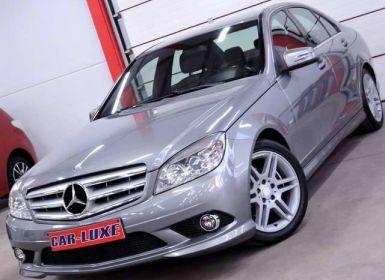 Vente Mercedes Classe C 200 CDI 136CV PACK AMG LINE BOITE AUTO CUIR CLIM 17 Occasion