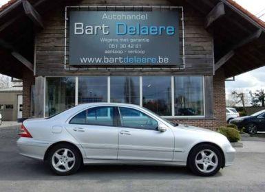 Vente Mercedes Classe C 200 CDI Avantgarde 169000km eerste eigenaar Occasion