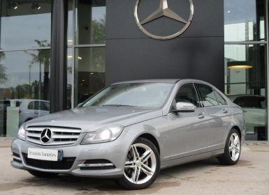 Achat Mercedes Classe C 200 CDI Avantgarde Executive 7G-Tronic Occasion