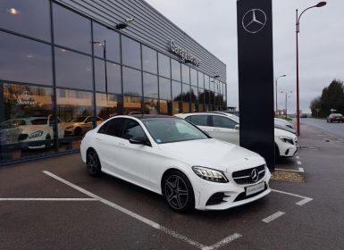 Vente Mercedes Classe C 200 d 150ch AMG Line 9G-Tronic Occasion