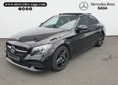 Achat Mercedes Classe C 200 d 160ch AMG Line 9G-Tronic Occasion