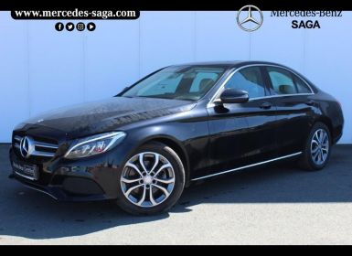 Voiture Mercedes Classe C 200 d 2.2 Fascination 7G-Tronic Plus Occasion