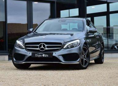 Vente Mercedes Classe C 200 d - AUTOMAAT - AMG PACK - NAVI - CAMERA - LEDER - Occasion
