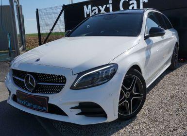 Vente Mercedes Classe C 200 d - Automatique - Pack-AMG - Toit pano - Burmester Occasion