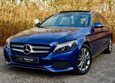 Vente Mercedes Classe C 200 D BREAK 9G-TR. - AVANTGARDE - PANORAMA - COMMAND - Occasion