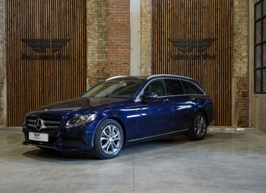 Vente Mercedes Classe C 200 d Break - Full - Navi - leder - sportzetels - falcomotivegarantie!!! Occasion