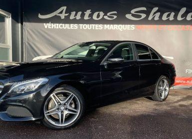 Vente Mercedes Classe C 220 BLUETEC BUSINESS 7G-TRONIC PLUS Occasion