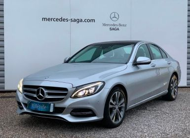 Acheter Mercedes Classe C 220 BlueTEC Fascination 7G-Tronic Plus Occasion