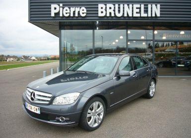 Vente Mercedes Classe C 220 CDI AVANTGARDE BVA Occasion