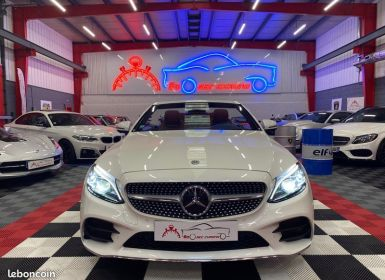 Vente Mercedes Classe C 220 CDI CABRIOLET Amg Fascination Occasion