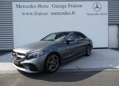 Achat Mercedes Classe C 220 d 194ch AMG Line 9G-Tronic Occasion