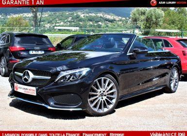 Vente Mercedes Classe C 220 D CABRIOLET SPORTLINE 9G TRONIC Occasion