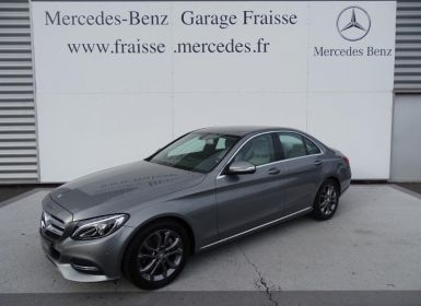 Vente Mercedes Classe C 220 d Executive 7G-Tronic Plus Occasion