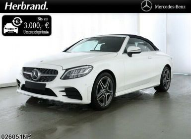 Vente Mercedes Classe C 220d Cabriolet Pack AMG Occasion