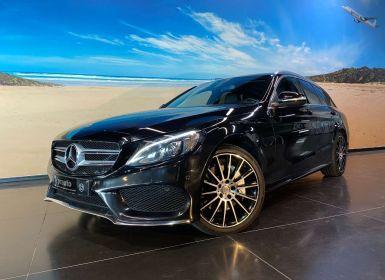 Vente Mercedes Classe C 300 h hybride 238pk automaat AMG pack - Leder - Burmester Occasion
