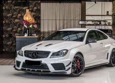 Vente Mercedes Classe C 63 AMG COUPE BLACK SERIES Occasion
