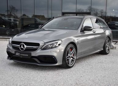 Mercedes Classe C 63 AMG Performance SEATS Designo Carbon Pano Occasion