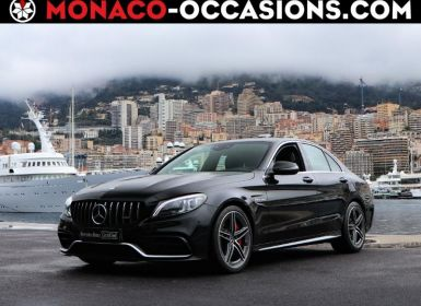 Vente Mercedes Classe C 63 AMG S 510ch Speedshift MCT AMG Occasion