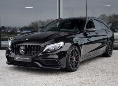 Vente Mercedes Classe C 63 AMG S Black Optic Burmester Pano HUD Sportexhaust Occasion