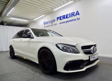 Vente Mercedes Classe C 63 AMG S FULL CARBON EXT+INT BURMESTER CUIR LED NAVI PANO Occasion