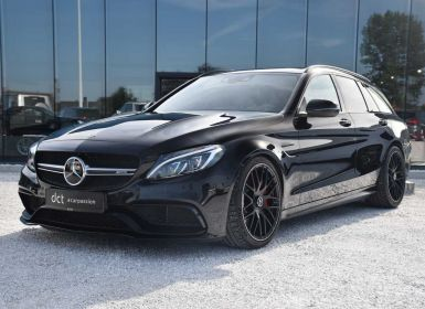 Mercedes Classe C 63 AMG S PANO DISTRONIC BURMESTER Occasion