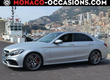 Vente Mercedes Classe C 63 AMG S Speedshift MCT AMG Occasion