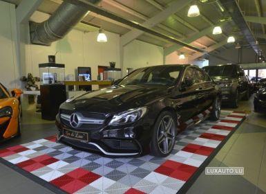 Achat Mercedes Classe C 63 AMG Speedshift Occasion