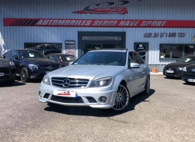 Mercedes Classe C 63 AMG V8 457ch Occasion