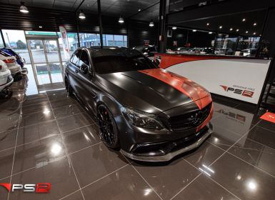 Vente Mercedes Classe C 63 S AMG BERLINE 510 4.0 V8 BI-TURBO ( 650 hp ) Occasion