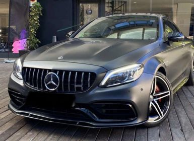 Mercedes Classe C 63 S AMG COUPE