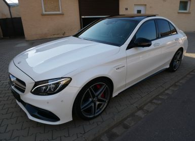 Mercedes Classe C 63 S AMG, Toit pano, Distronic, Cam 360°, Keyless Occasion
