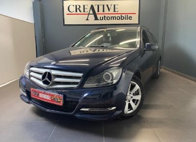 Vente Mercedes Classe C BK 250 CDI 4-MATIC BVA GPS Occasion