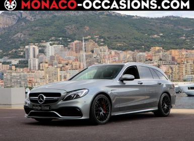 Achat Mercedes Classe C Break 63 AMG S Speedshift MCT AMG Occasion