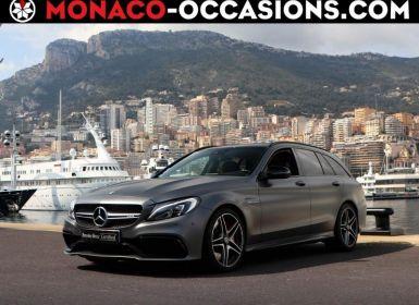 Vente Mercedes Classe C Break 63 AMG S Speedshift MCT AMG Occasion