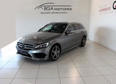 Voiture Mercedes Classe C BREAK (S205) 220 BLUETEC SPORTLINE 7G-TRONIC PLUS Occasion