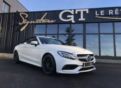 Vente Mercedes Classe C C63 AMG Occasion