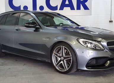 Vente Mercedes Classe C C63 AMG T-MODELL Occasion