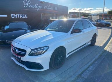 Vente Mercedes Classe C C63s amg V8 510cv Edition One Occasion
